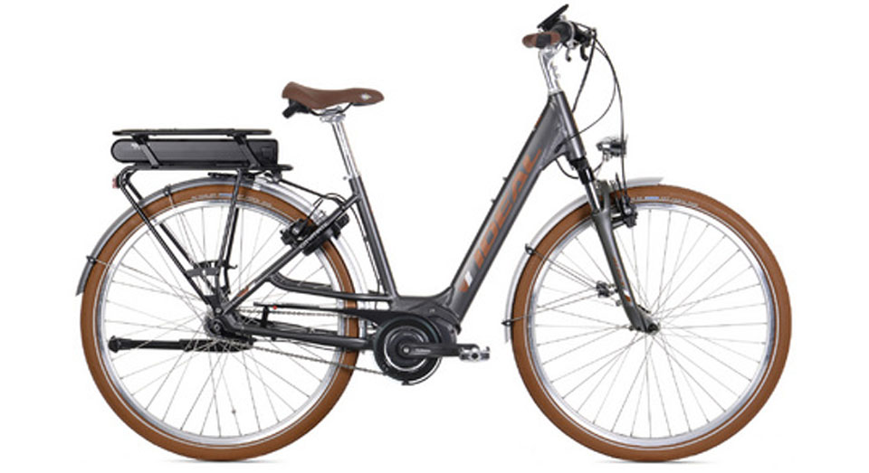 Ideal City-E-Bike 400W